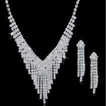 ab76b9e964 Egyéb kristályos ékszer szett - Ékszer szettek - Ezüst, Swarovski ...