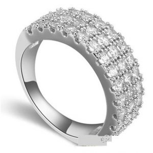 Klasszikus kör alakú gyűrű, 6,5