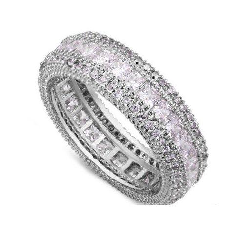 Elegáns karika gyűrű, 7